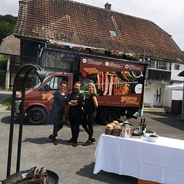 Hochzeits Catering