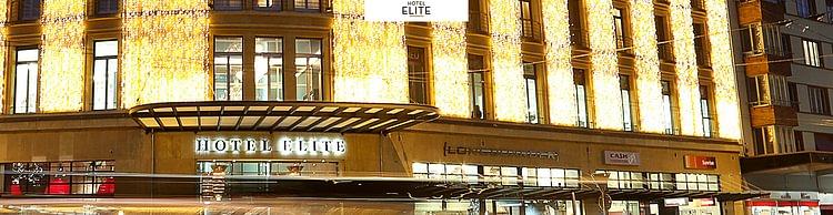 Art Déco Hotel Elite