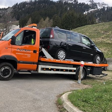 Naf Automobiles SA - Garage, réparation et location de voiture - Villeneuve VD