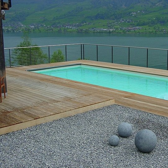 Holzpool Typ Arizona Pool-Design ZEN-AquaGuard-VitalAqua