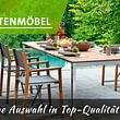 Gartenmöbel von Hunn und viele andere hochwertige Möbel