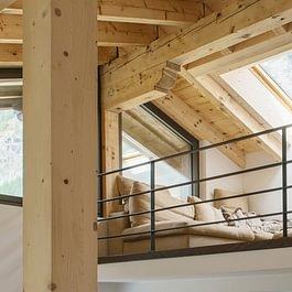 Einfamilienhaus Rosenberg |  HPG alpin® Mehrfach-Element / Einzel-Element