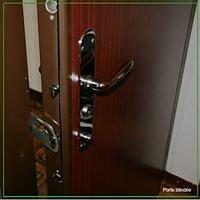 """Installateur officiel de portes blindées """"Picard"""" à Genève."""
