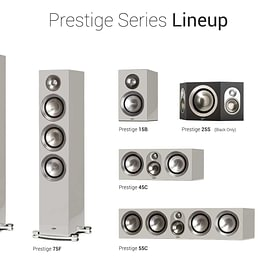 Paradigm Prestige Serie HiFi Studio sulzet AG