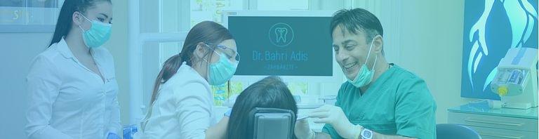 Dr. med. dent. Adis Bahri