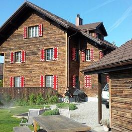 Altbausanierung, Dersbach Rotkreuz