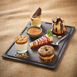 Diligence des desserts