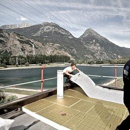 Isolation toiture - G.Dentan SA