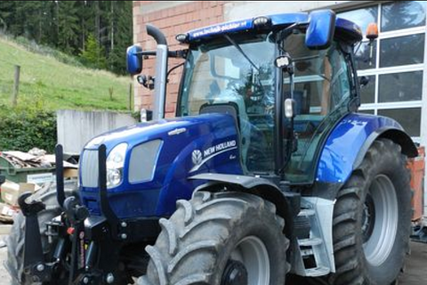T6-BAUREIHE - NEW HOLLAND AGRICULTURE