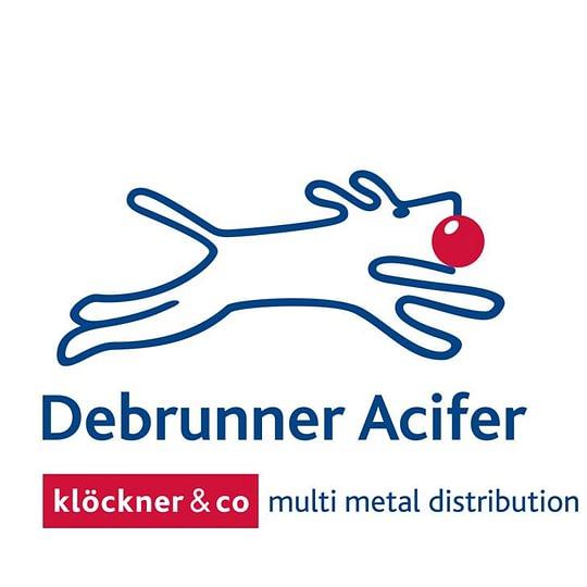 Debrunner Acifer SA, Giubiasco - Logo