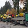 Gschwend Jakob AG Engelburg-St.Gallen - Baumaschinentransport