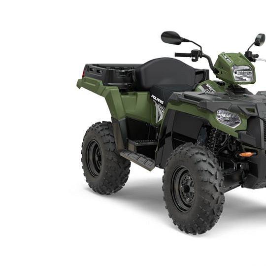 Sportsman X2 570 EPS Sage Green 14'900