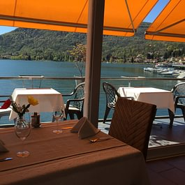 Tresa Bay Hotel - Ristorante Lake View