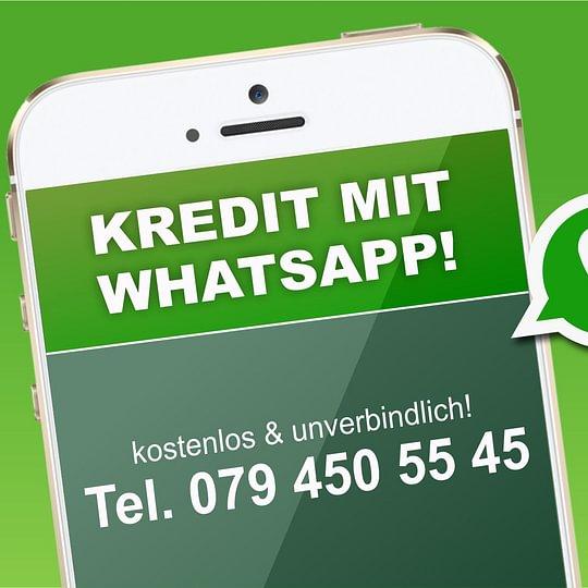bestfinance.ch - Kredit aufnehmen mit whatsapp