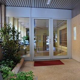 Il nostro studio di fisioterapia e riabilitazione, situato in centro a Lugano, a 5 minuti a piedi dalla Manor.