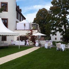 Hochzeit im Schlosspark
