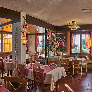 Restaurant - Hotel Panorama Tsang - Aeschlen ob Gunten