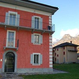 Restauro antica casa a Preonzo