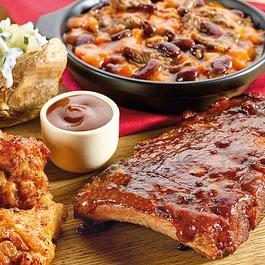 Assiette Texane