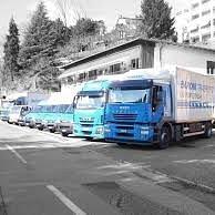 Baroni Trasporti SA - La flotta di automezzi