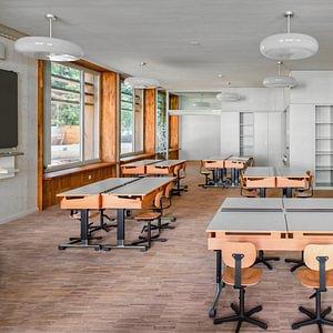 Erweiterung Schulhaus Manuel Bern