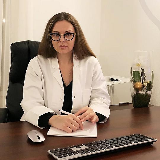 Dr méd. Negulescu Raluca