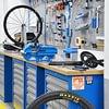 Atelier fixe de La Chaux-de-Fonds, services roues / suspensions