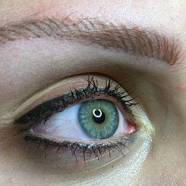 Maquillage permanent des sourcils 3 APRES
