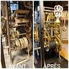 Réparation et restauration ancien morbier Chez L'Horloger à Blonay