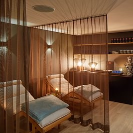 Relaxation Room Rock Spa