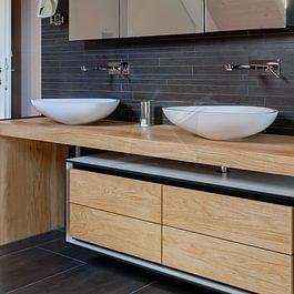 Badezimmermöbel, KÄPPELI AG, Küchen- und Raumdesign