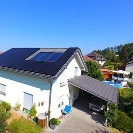 Solaranlage Oftringen