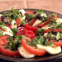 Pizza Bella Caprese