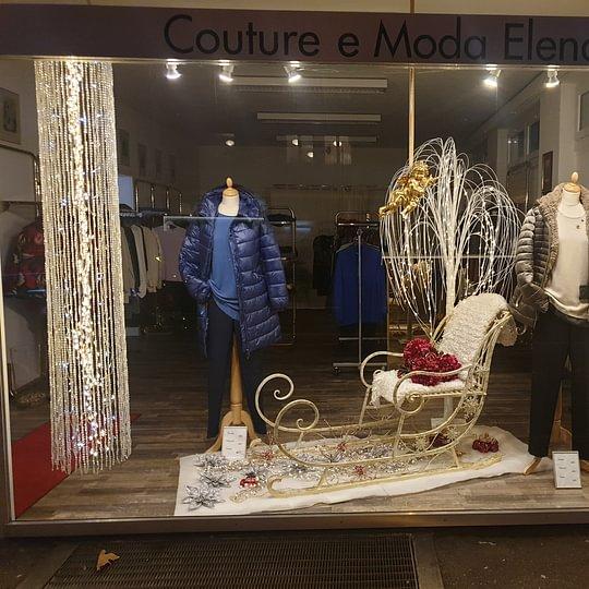 Couture e moda Elena