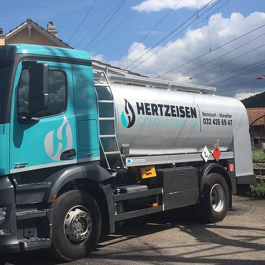 Hertzeisen Combustible SA