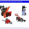 Brand Garage Landmaschinen