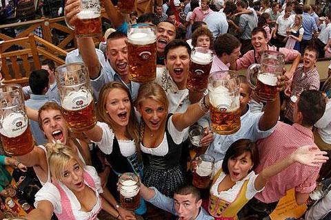 Oktoberfest München (D) (ZF) 29-30 Sept.2018