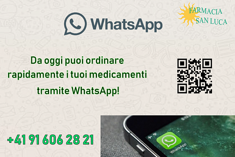 Nuovo servizio WhastApp