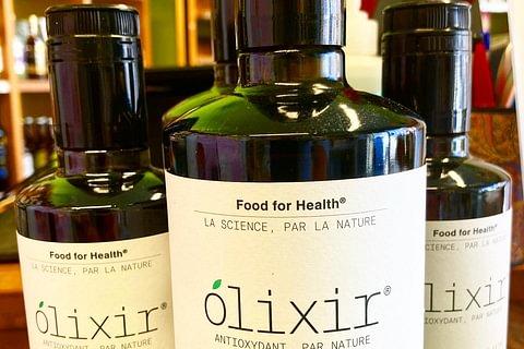 Olixir l'huile d'olive extra vierge Bio d'Italie