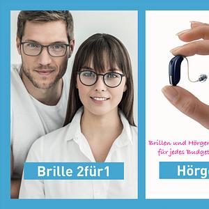 Brillen und Hörgeräte für jedes Budget