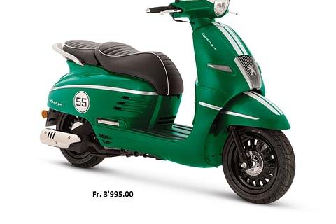 Django Sport Racing Green