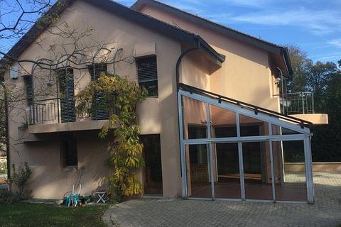 Location : Haut de Carouge - Maison haut standing dans un parc arboré privé