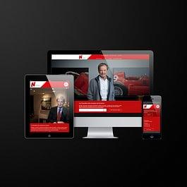 Responsive Design du site web des Notaires de Genève