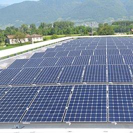 fotovoltaico industriale