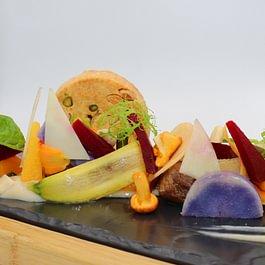 Plat Restaurant de la Cigogne