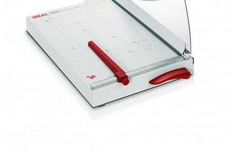 Cisaille coupe papier - IDEAL 1046