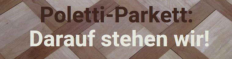 Poletti Parkett, Teppich und Bodenbeläge GmbH
