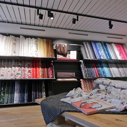 Stoffzentrale in Baden - Adresse & Öffnungszeiten auf local.ch einsehen