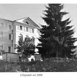 L'Ospedale nel 1928