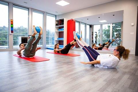 Group Pilates Fisios